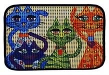 Килимок для котів під лоток CATSLINE SEMPATIK KEDILER 40*60