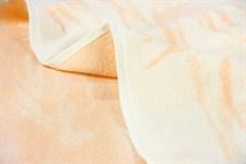 Рушник махровий Maisonette Bamboo Leaf 76*152 персиковий 500 г/м2 - фото 22573