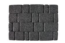 Килимок придверний Old Сity 47*61 Granite Gray/ limited edition