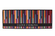 Килимок для кухні COOKY 50*125 COLOURFULL - фото 22807
