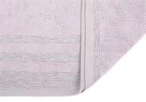 Рушник махровий Maisonette Hydropile 70*140 світло-бузковий 450 г/м2 - фото 22855