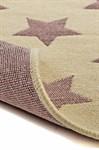 Набір килимків SOLO 40*60+60*90 KREM PEMBE YILDIZ - фото 23059