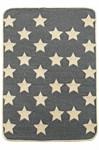 Набір килимків SOLO 40*60+60*90 KREM GRI YILDIZ - фото 23068