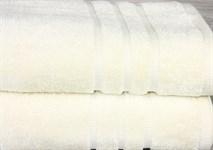 Рушник махровий Maisonette Micro Touch 70*140 кремовий 500 г/м2 - фото 23073