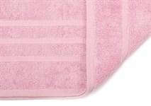Рушник махровий Maisonette Micro Touch 70*140 рожевий 500 г/м2 - фото 23102
