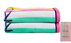 Рушник пляжний Maisonette Dream 70*130 400 г/м2