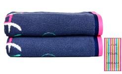 Рушник пляжний Maisonette Dream 70*130 400 г/м2 - фото 23120