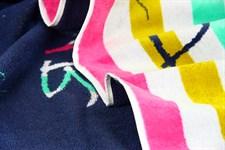 Рушник пляжний Maisonette Dream 70*130 400 г/м2 - фото 23121