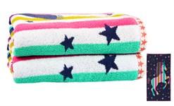 Рушник пляжний Maisonette Unicorn 70*130 400 г/м2 - фото 23129