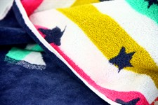 Рушник пляжний Maisonette Unicorn 70*130 400 г/м2 - фото 23130