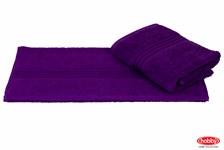 Рушник RAINBOW Mor 70х140 фіолетовий 500г/м2 - фото 23168