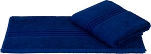 Рушник RAINBOW Lacivert 70х140 т.синій 500г/м2 - фото 23177