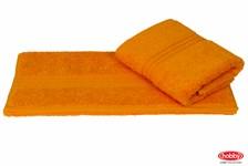 Рушник RAINBOW Turuncu 70х140 помаранчевий 500г/м2 - фото 23199