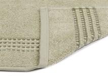 Рушник махровий Maisonette Classy 70*140 бежевий 460 г/м2 - фото 23384