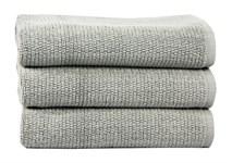 Рушник для ніг Maisonette Marlon 50*80 сірий 1000г/м2 - фото 23403
