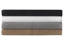 Рушник для ніг Maisonette Marlon 50*80 сірий 1000г/м2 - фото 23406