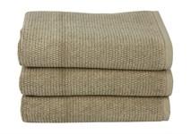 Рушник для ніг Maisonette Marlon 50*80 бежевий 1000г/м2