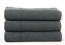 Рушник для ніг Maisonette Marlon 50*80 т.сірий 1000г/м2 - фото 23419