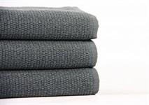 Рушник для ніг Maisonette Marlon 50*80 т.сірий 1000г/м2 - фото 23420