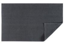 Рушник для ніг Maisonette Marlon 50*80 т.сірий 1000г/м2 - фото 23421