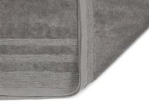 Рушник махровий Maisonette Hydropile 50*100 сірий 450 г/м2 - фото 23601