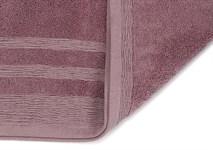 Рушник махровий Maisonette Hydropile 50*100 сливовий 450 г/м2 - фото 23609