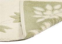 Рушник махровий Maisonette Solvron 50*90 зелений 550 г/м2 - фото 23634