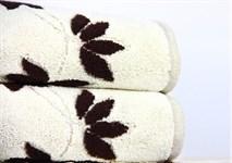 Рушник махровий Maisonette Solvron 50*90 коричневий 550 г/м2 - фото 23671