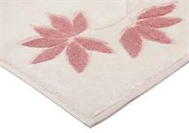 Рушник махровий Maisonette Solvron 50*90 рожевий 550 г/м2 - фото 23681