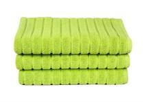 Рушник для ніг Maisonette Rainbow 60*60 салатовий 850г/м2