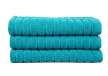 Рушник для ніг Maisonette Rainbow 60*60 бірюзовий 850г/м2 - фото 23813