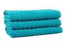 Рушник для ніг Maisonette Rainbow 60*60 бірюзовий 850г/м2 - фото 23814