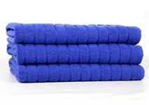 Рушник для ніг Maisonette Rainbow 60*60 синій 850г/м2 - фото 23821