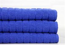 Рушник для ніг Maisonette Rainbow 60*60 синій 850г/м2 - фото 23823