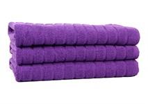 Рушник для ніг Maisonette Rainbow 60*60 фіолетовий 850г/м2 - фото 23826