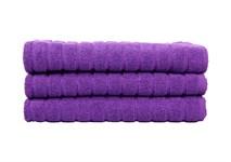Рушник для ніг Maisonette Rainbow 60*60 фіолетовий 850г/м2 - фото 23827