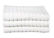 Рушник для ніг Maisonette Rainbow 60*60 білий 850г/м2 - фото 23830
