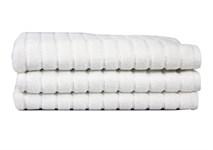 Рушник для ніг Maisonette Rainbow 60*60 білий 850г/м2 - фото 23832