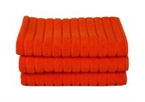 Рушник для ніг Maisonette Rainbow 60*60 помаранчевий 850г/м2