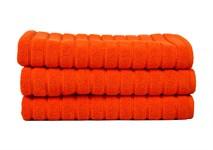Рушник для ніг Maisonette Rainbow 60*60 помаранчевий 850г/м2 - фото 23841