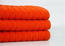 Рушник для ніг Maisonette Rainbow 60*60 помаранчевий 850г/м2 - фото 23843