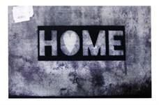 Килимок придверний OLA 35*55 ANTRASIT HOME сірий