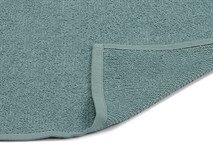 Набір рушників Maisonette Flat 40*60 2 шт. м'ята 400 г/м2 - фото 23920