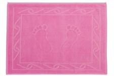 Рушник для ніг Hayal 50*70 рожевий 700г/м2