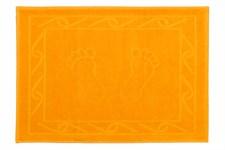 Рушник для ніг Hayal 50*70 жовтий 700г/м2