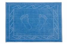 Рушник для ніг Hayal 50*70 синій 700г/м2