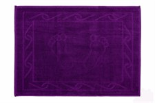 Полотенце для ног Hayal 50*70 фиолетовый