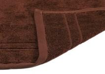 Рушник махровий Maisonette Gold 50*100 т.коричневий 450 г/м2 - фото 24102
