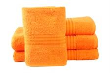 Рушник RAINBOW Turuncu 50х90 помаранчевий 500г/м2 - фото 24152