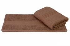 Рушник RAINBOW Kahve 50х90 коричневий 500г/м2